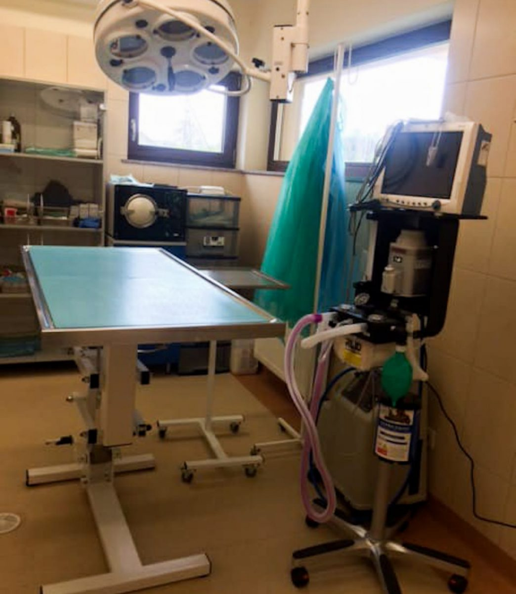 sala chirurgiczna